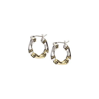 Canias Collection Small Hoop Earrings