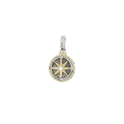 Little Inspirations Compass CLIP Charm front
