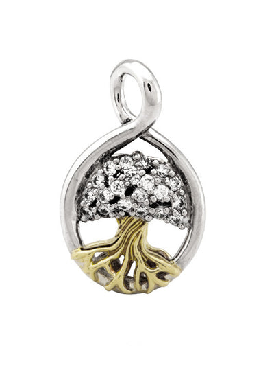 Tree of Life Pendant - John Medeiros Jewelry Collections