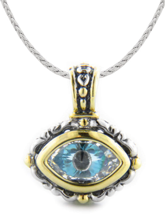 Little Inspirations Evil Eye SLIDER Charm