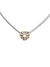 Heart Collection Pavé Pendant with Chain