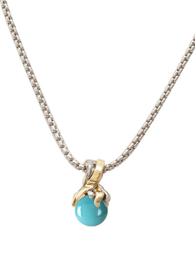 Ocean Images Aqua Viva Seaside Collection Sea-life Pendant with Chain