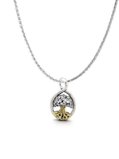 Tree of Life Pendant with chain by John Medeiros Jewelry Collections