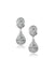 Ocean Images Sparkling Seas Pavé Drop Earrings