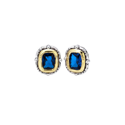 Nouveau Collection Simplicity Oval Stud Earrings - John Medeiros Jewelry Collections
