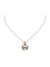 Anvil Timeless Small Necklace with Pavé