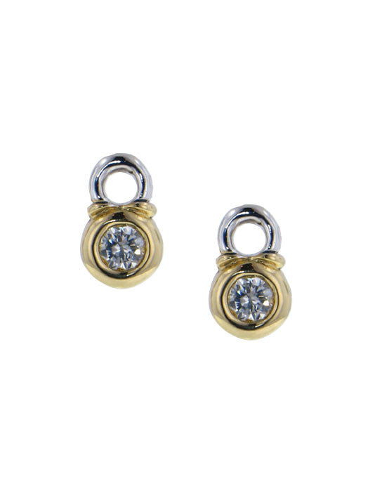 John Medeiros Circle Earring Charms