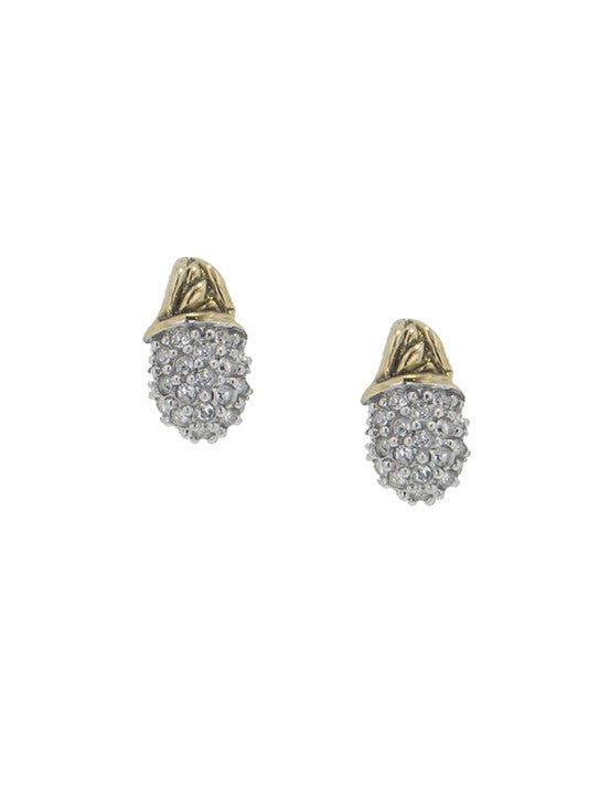 Pavé Ball Earring Charms