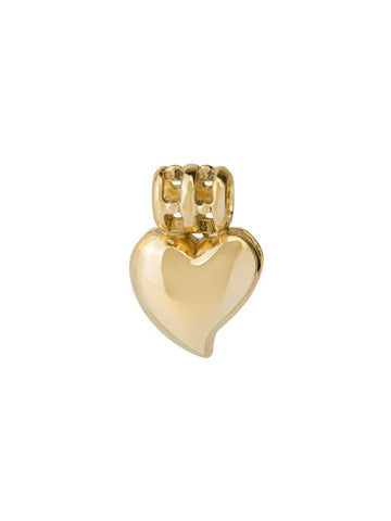Celebration Birthstone Collection Gold Heart Charms