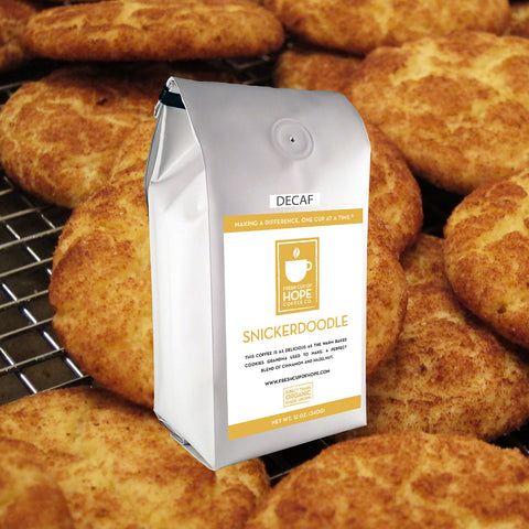Organic Decaf Snickerdoodle