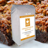 Organic Decaf Cinnamon Pecan Brownie