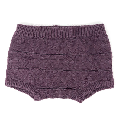 Madelyn Knit + Purl - Cotton Euro Shorts