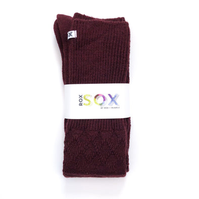 Bordeaux - Adult Rox Sox