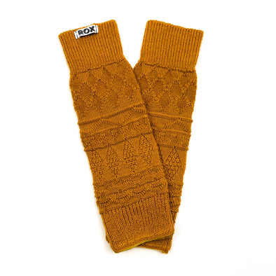 Mortimer - Knit + Purl Leg Warmers