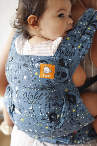 Tula Explore Baby Carrier - Wander