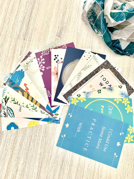 Affirmation Cards - Conversation Cards