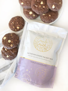 Triple Chocoholic Lactation Cookie - Packet Mix