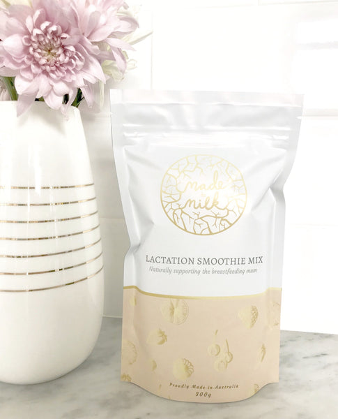 Lactation Smoothie Mix