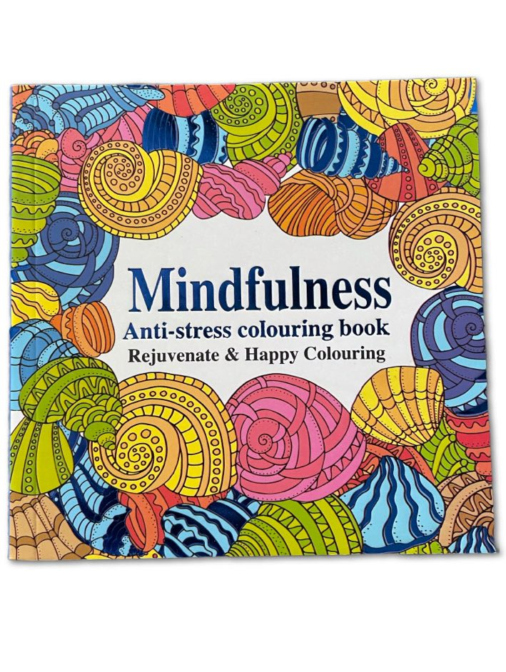 Anti-stress Colouring Book - Mindfulness