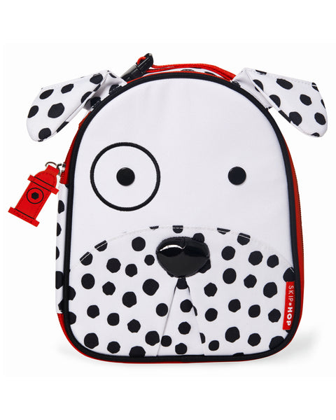 SkipHop - Zoo Lunchie Insulated Kids Lunch Bag - Dalmation