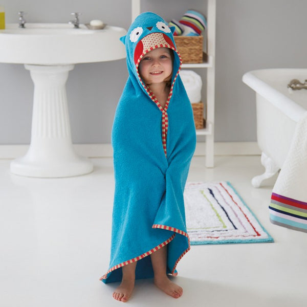 Skip Hop Zoo Hooded Towel - Owl