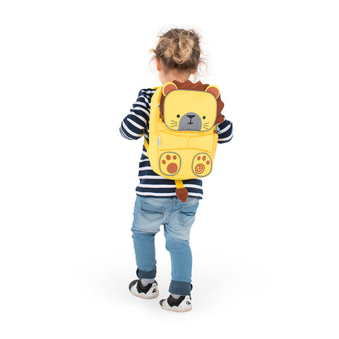 Trunki - ToddlePak Backpack - Leroy (Lion)