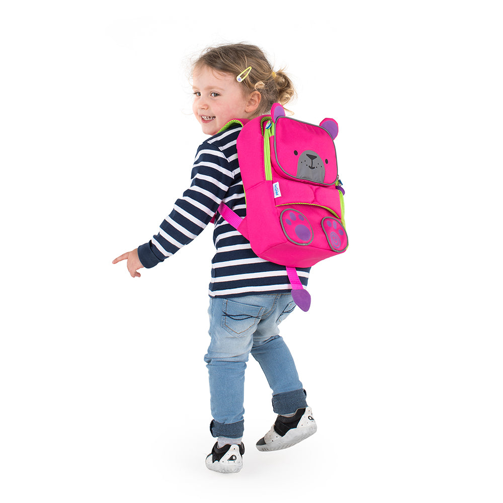 Trunki - ToddlePak Backpack - Trixie (Pink)