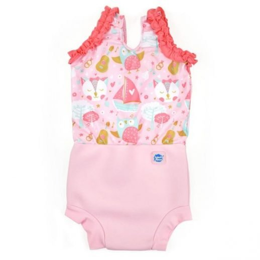 Splash About Happy Nappy Costume – Owl and the Pussy Cat