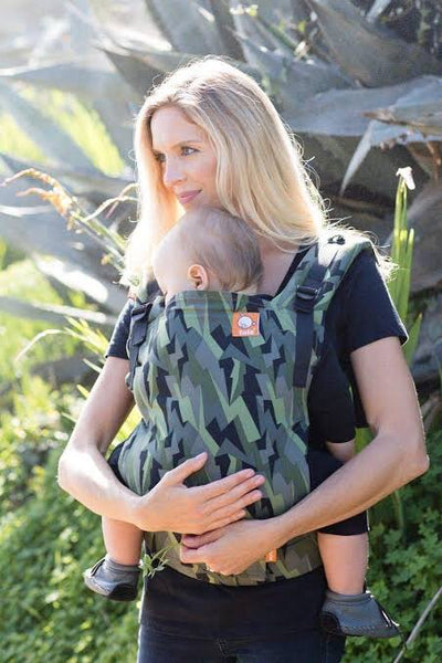Tula Baby Carrier FTG (Free to Grow)- Black Lightning