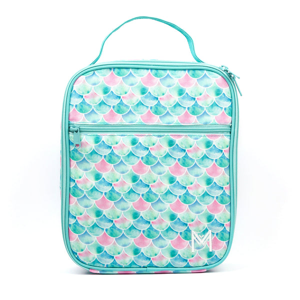 MontiiCo Insulated Lunch Bag - Mermaid
