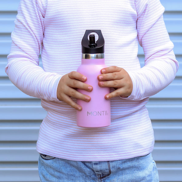 MontiiCo Mini Bottle - Dusty Pink