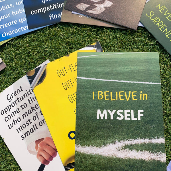 Affirmation Cards - Sports