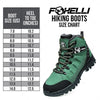 Men's Hiking Boots – Green