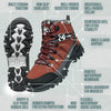 Men's Hiking Boots – Brown