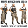 Insulated Liner for Chest Waders