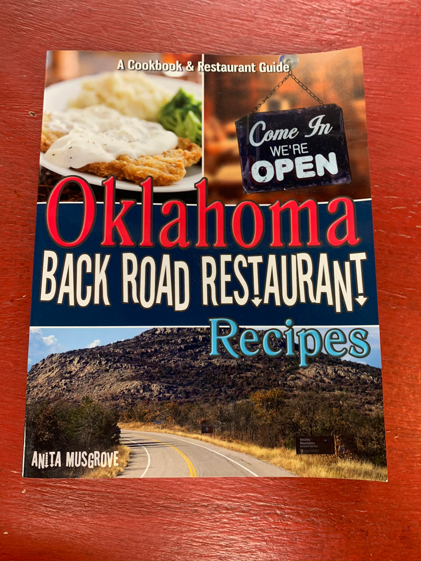 Oklahoma Back Road Restaurants Recipes