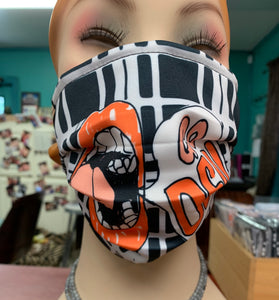 Go OSU Face Mask