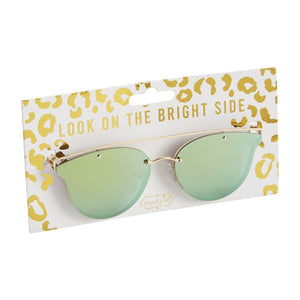 Party Sunglasses Green