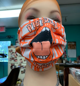 OSU Pistols Firing Face Mask