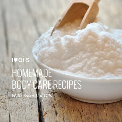 Homemade Body Care Recipes