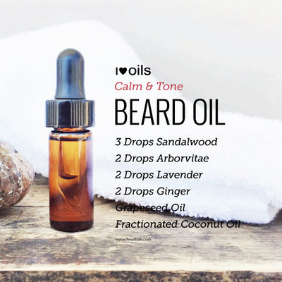 DIY: Beard Oil