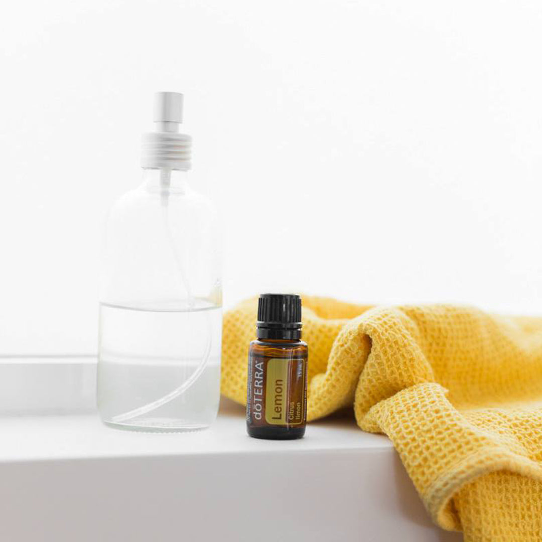 doTERRA Essential Oil 10 Day Cleaning Challenge