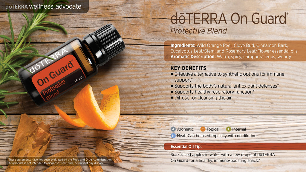 doTERRA On Guard Protective Blend Essential Oil