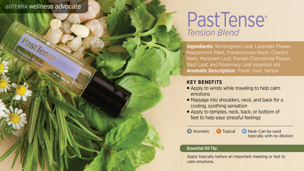 doTERRA PastTense Tension Blend Essential Oil