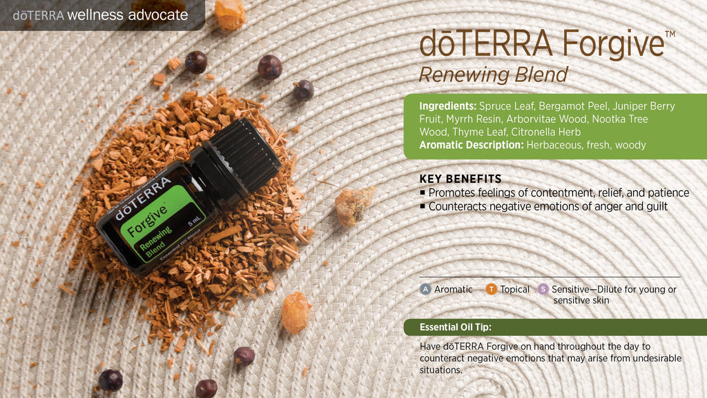 doTERRA Forgive Renewing Blend Essential Oil