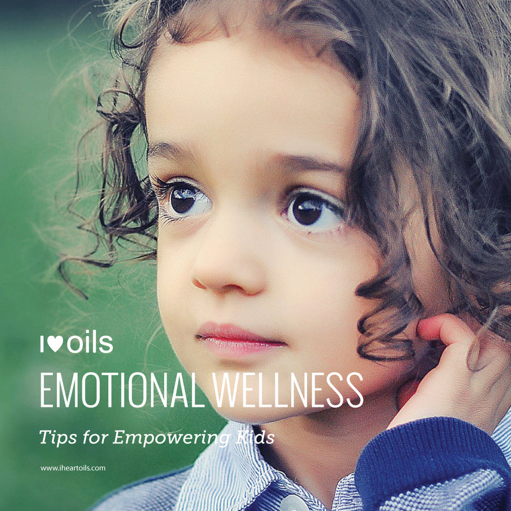 I Heart Oils Emotional Wellness for Kids