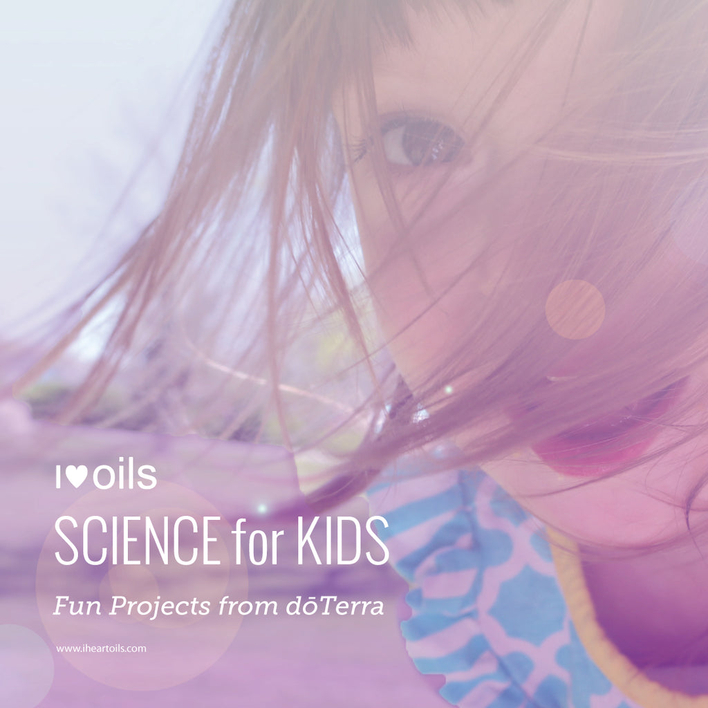 Essential Oils and Science for Kids