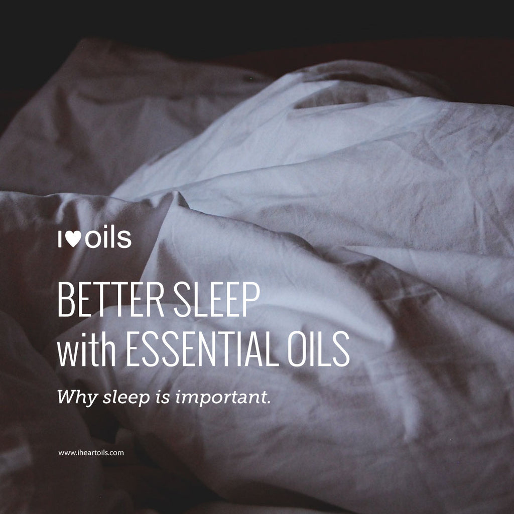 Better Sleep With Essential Oils