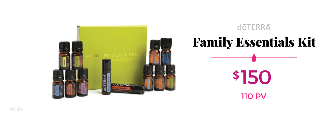 doTERRA Family Essentials kit