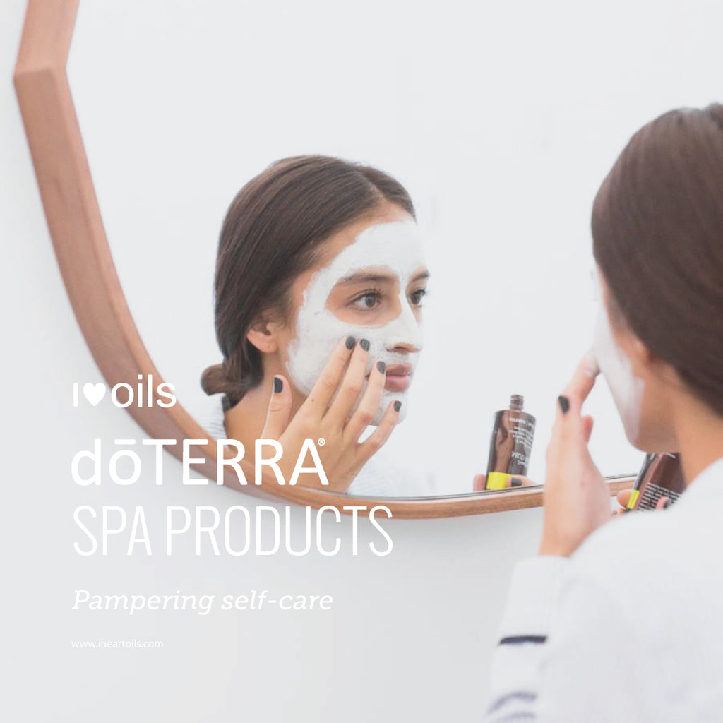 doTERRA Spa Products